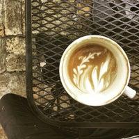 Photo taken at Olmos Perk Coffee Bar by Jacobus L. on 5/14/2016