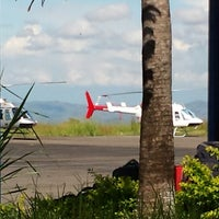 Photo taken at Aeropuerto Perales (IBE) by Katherine H. on 4/4/2015