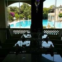 Photo taken at Spice Hotel & SPA Defne VIP Lounge by Erkan K. on 6/23/2016