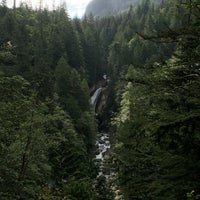 Photo taken at Twin Falls Trail by Abbas K. on 7/31/2016