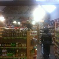 Photo taken at Biocoop by Quentin P. on 12/27/2012