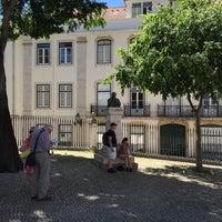 Das Foto wurde bei Jardim Júlio de Castilho von Khalid A. am 5/16/2015 aufgenommen