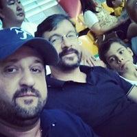 Photo taken at Copa Davis by Pedro Henrique B. on 9/14/2014