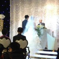 Photo taken at Beau Belle Wedding & Buffet by Yong Gu Y. on 2/23/2013