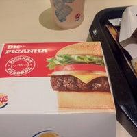 Photo taken at Burger King by Raquel C. on 1/16/2013