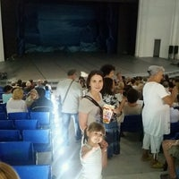 Photo taken at Летен Театър (The Summer Theatre) by Anver L. on 8/30/2016