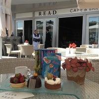 8/13/2013 tarihinde Gulum B.ziyaretçi tarafından Cafe R.E.A.D'de çekilen fotoğraf
