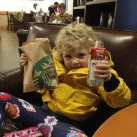 Photo taken at Starbucks by Jessica B. on 1/29/2013