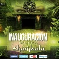 Photo taken at Shambala Discoteca by Carlos C. on 9/19/2013