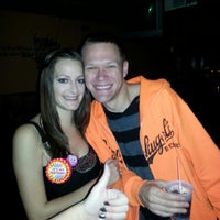 Photo taken at Slainte Irish Pub by Alicia P. on 9/29/2013