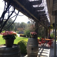 Photo taken at Red Car Winery by Ame on 3/11/2018