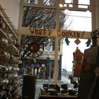 Photo taken at What's Cookin! by Tracy F. on 2/17/2013