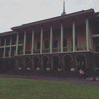 Photo taken at Gedung Pusat UGM by Bimo G. on 12/5/2016