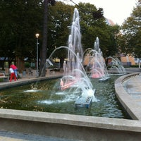 Photo taken at Plaza de Armas Talcahuano by Pablo R. on 1/2/2013