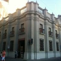 12/12/2012 tarihinde Pablo R.ziyaretçi tarafından Museo Chileno de Arte Precolombino'de çekilen fotoğraf