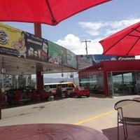Photo taken at Trapazo Carretera Mexico by Alan H. on 7/15/2013