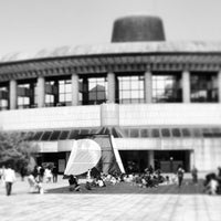 Photo taken at Seoul Arts Center by Hosang Y. on 4/27/2013