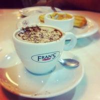 Foto tirada no(a) Fran's Café por FranHaydin em 3/24/2013