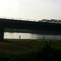 Photo taken at Lower Seletar Reservoir by Muhammad S. on 3/5/2013