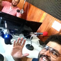 Photo taken at Cidade Fm 88,9 by Alex A. on 1/15/2013