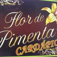 Photo taken at Flor de Pimenta by Alex A. on 7/18/2013