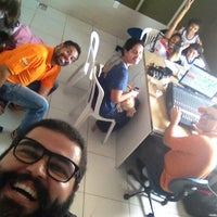 Photo taken at Cidade Fm 88,9 by Alex A. on 3/21/2014