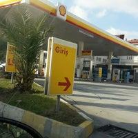 Photo taken at Shell by Gülşen S. on 12/25/2016