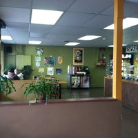 Photo taken at Marina's Kafe by Tommy T. on 3/14/2013
