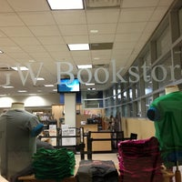 Photo taken at GW Bookstore by Becky C. on 9/2/2013
