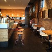Foto tirada no(a) The Coffee Studio por Jeff em 9/28/2012