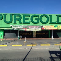 Photo taken at Puregold FTI by Prince O. on 5/13/2015