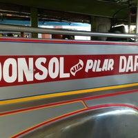 Photo taken at Donsol Van Terminal by Prince O. on 4/10/2013