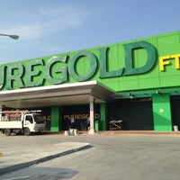 Photo taken at Puregold FTI by Prince O. on 10/5/2013