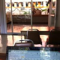 Photo taken at Biblioteca De Posgrado Enzo Levi by Armando R. on 1/6/2014