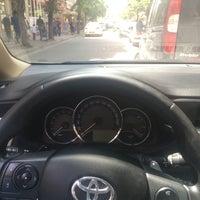 Photo taken at Postane Caddesi by Furkan Demirel on 5/30/2016