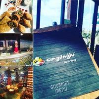 2/19/2017 tarihinde Gastronomi Turizmi D.ziyaretçi tarafından Çıngıloğlu Gourmet Cafe Breakfast Restaurant'de çekilen fotoğraf
