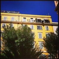 Foto scattata a Hotel Villa delle Rose da Roman il 3/9/2013