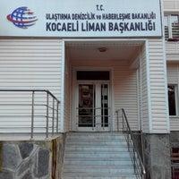 Photo taken at Kocaeli Liman Başkanlığı by Ufuk C. on 2/21/2016
