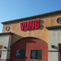 Photo taken at Vons by Shawn M. on 6/7/2014