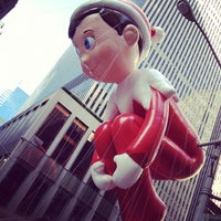 Photo taken at Macy's Thanksgiving Day Parade by Kaitlyn Boone V. on 11/22/2012