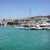 7/5/2013 tarihinde Erdem K.ziyaretçi tarafından Setur Kuşadası Marina'de çekilen fotoğraf