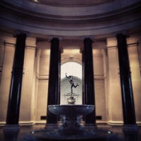 Photo taken at National Gallery of Art - West Building by Jonathan K. on 10/21/2012