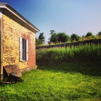 Photo taken at Fort Mifflin by Jonathan K. on 6/9/2013