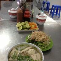 Photo taken at Bún Mọc Thanh Mai by Jonathan K. on 4/14/2013