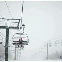 Photo taken at Waterville Valley Ski Area by Amanda Sabrina P. on 12/30/2012