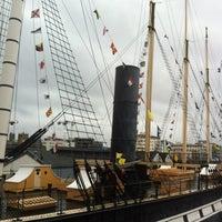 Photo taken at SS Great Britain by EinNie Z. on 12/19/2012