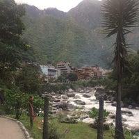 Foto tomada en Aguas Calientes | Machu Picchu Pueblo por Felipe A. el 5/2/2018