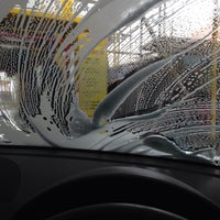 Photo taken at Rush Automatic Car Wash by Sari T. on 11/10/2013