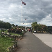 Photo taken at Babbacombe Downs by Layal J. on 9/2/2017