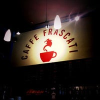 Photo taken at Caffe Frascati by Jay W. on 2/10/2013